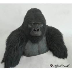 Gorila de montaña  replica (Gorila beringei beringei)