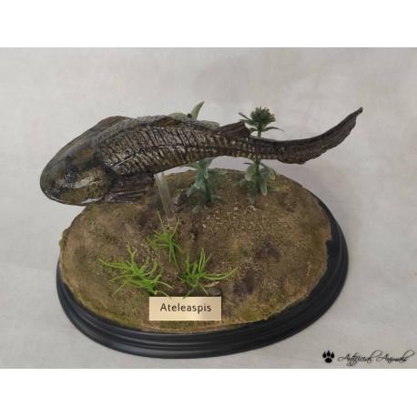 Ateleaspis, pez del Silurico