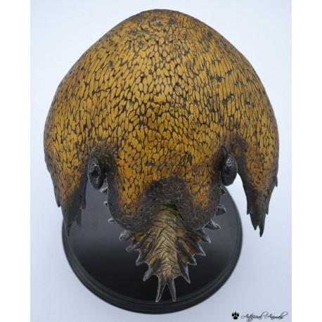 Cambroraster falcatus replica