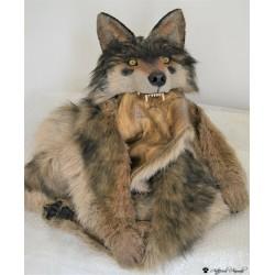 Lobo sintético modelo 2